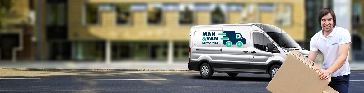 Man and Van Removals in Liverpool